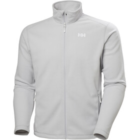 Helly Hansen Daybreaker Fleece Jas Heren, grey fog